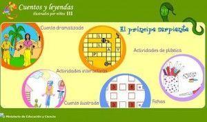 CUENTOS Y LEYENDAS PARA NIÑOS