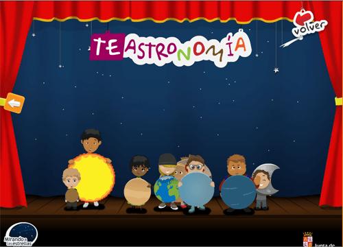 ASTRONOMIA PARA NIÑOS
