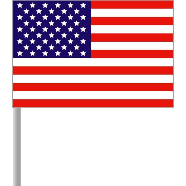 bandera-usa-en-papel