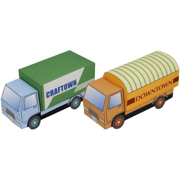 maquetas camion