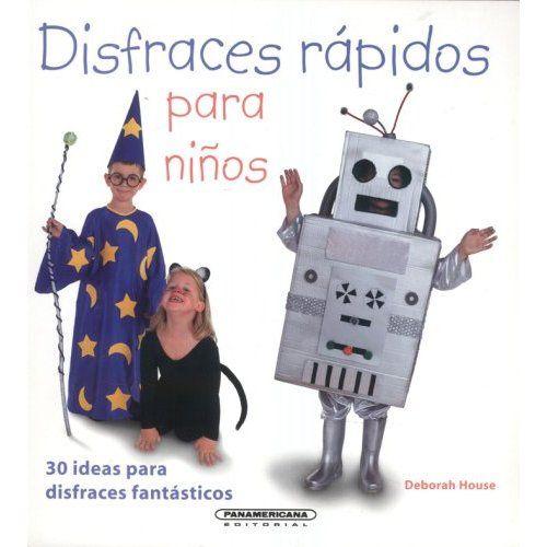 DISFRACES RAPIDOS PARA NIÑOS