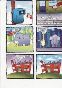 dibujos medio ambiente