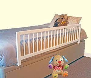 Barandillas protectoras para la cama